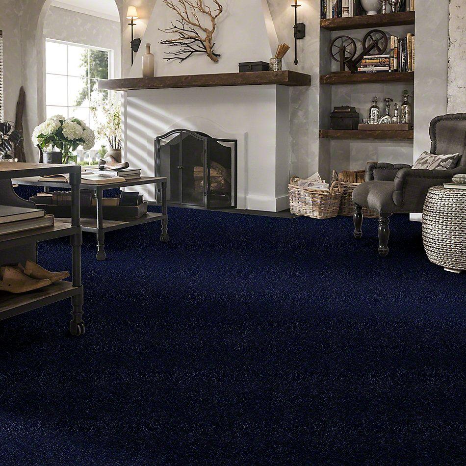 Shaw Floors Freelance 15′ Darkest Denim 55402_53856