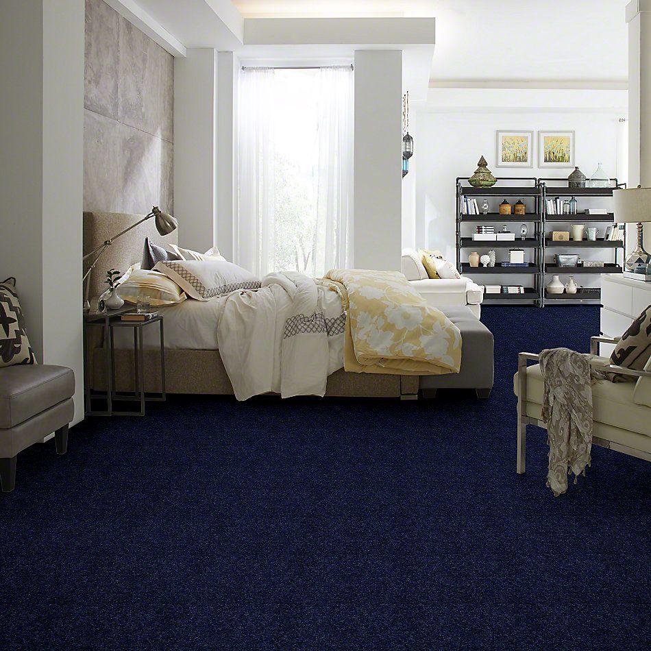 Shaw Floors Value Collections Newbern Classic 12′ Net Darkest Denim 55402_E9198