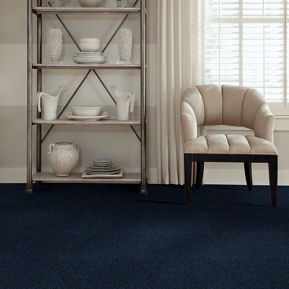 Shaw Floors Value Collections Dyersburg Classic 12 Net Darkest Denim 55402_E9206