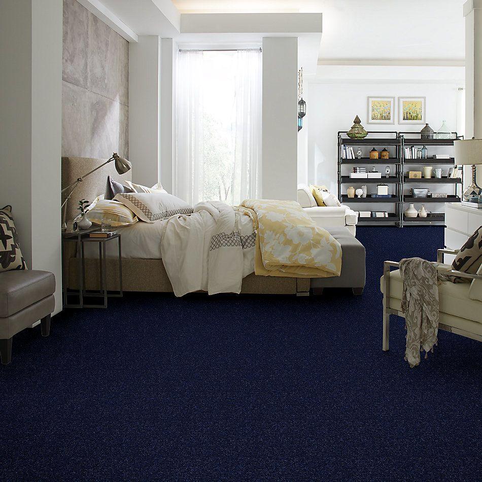 Shaw Floors Property Solutions Fairington II 15′ Darkest Denim 55402_HF724