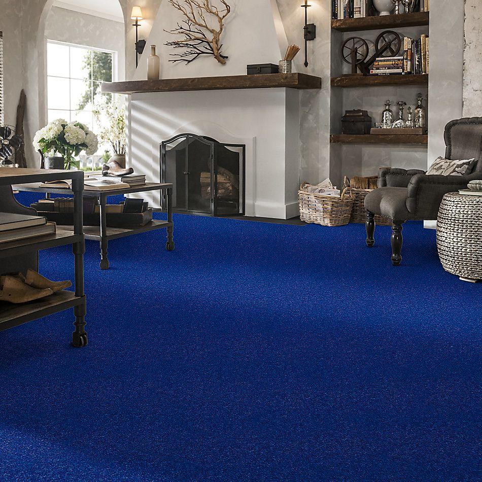 Shaw Floors SFA Sun Valley 15′ Cobalt 55453_52K33
