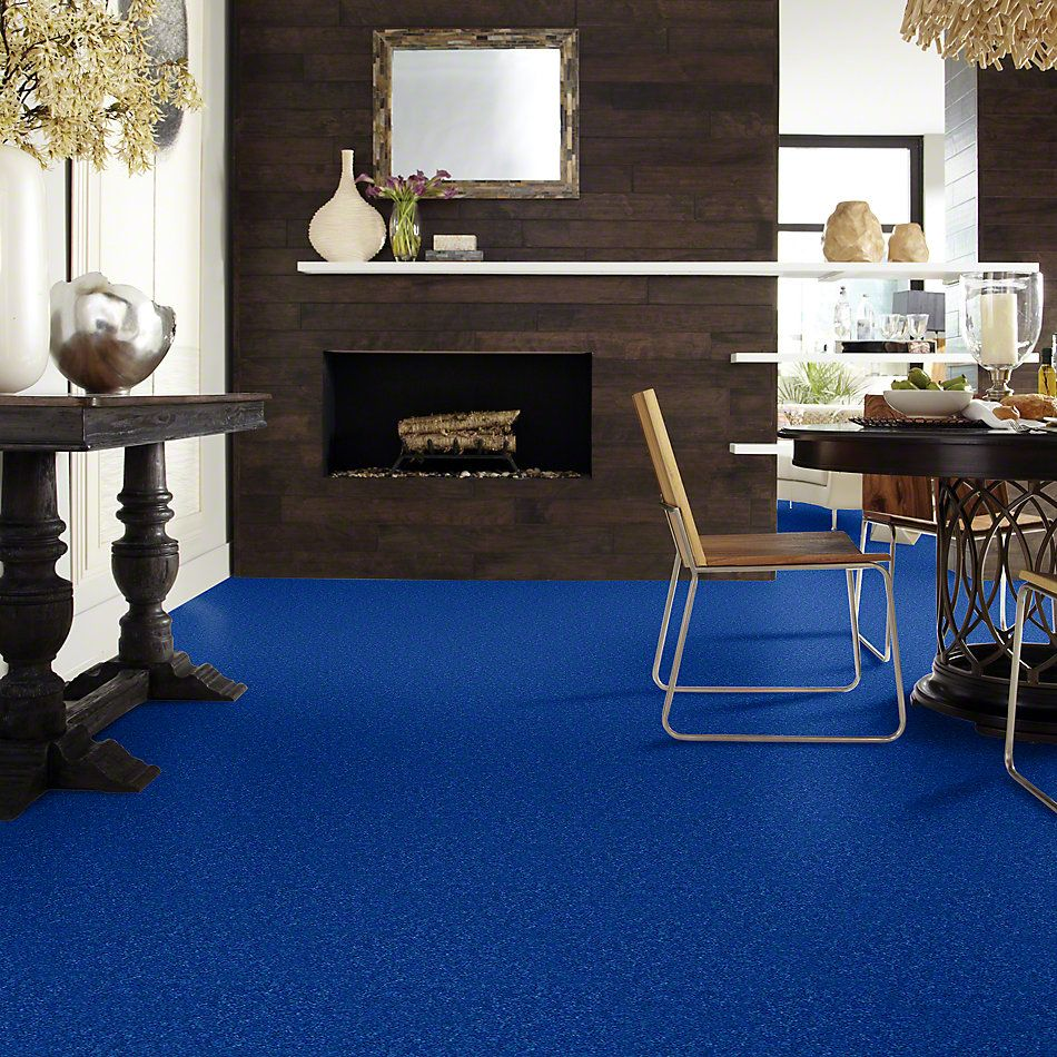 Shaw Floors Freelance 15′ Cobalt 55453_53856
