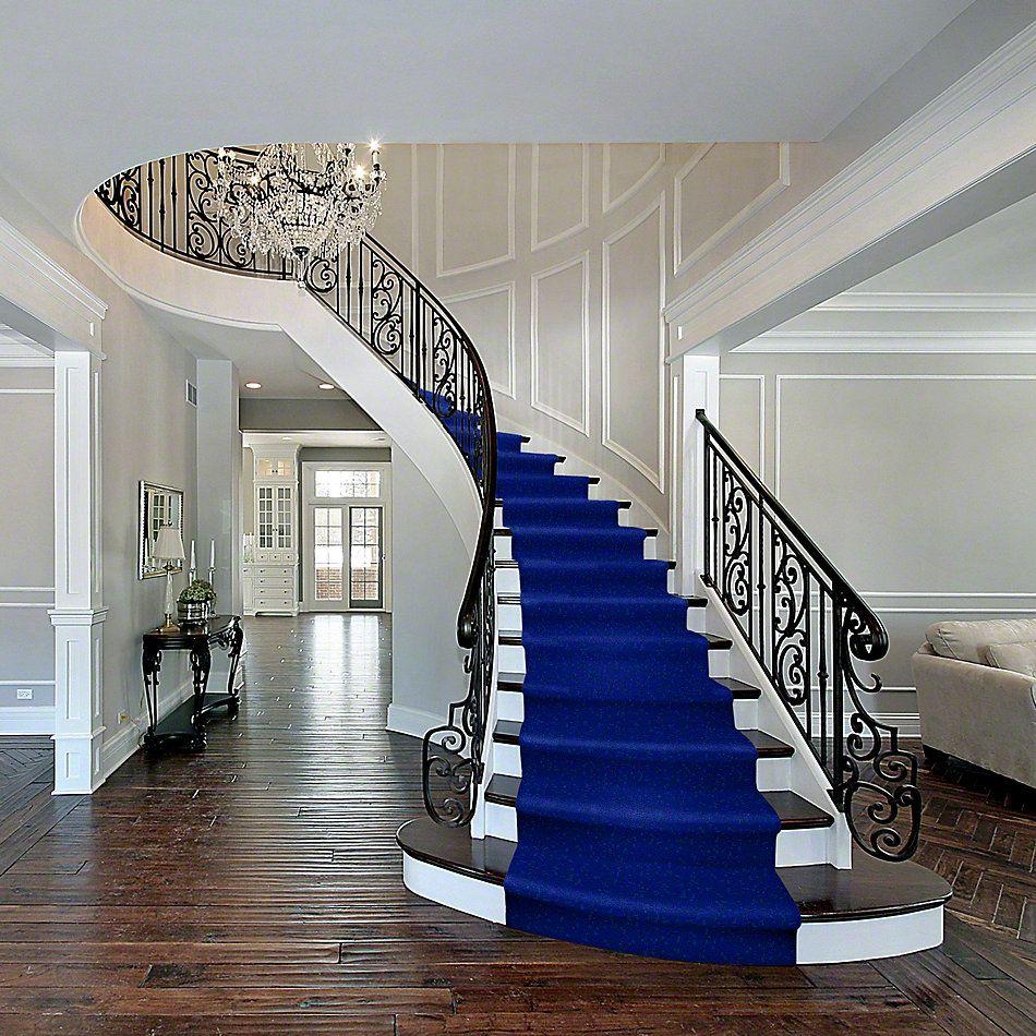 Shaw Floors Newbern Classic 12′ Cobalt 55453_E0949