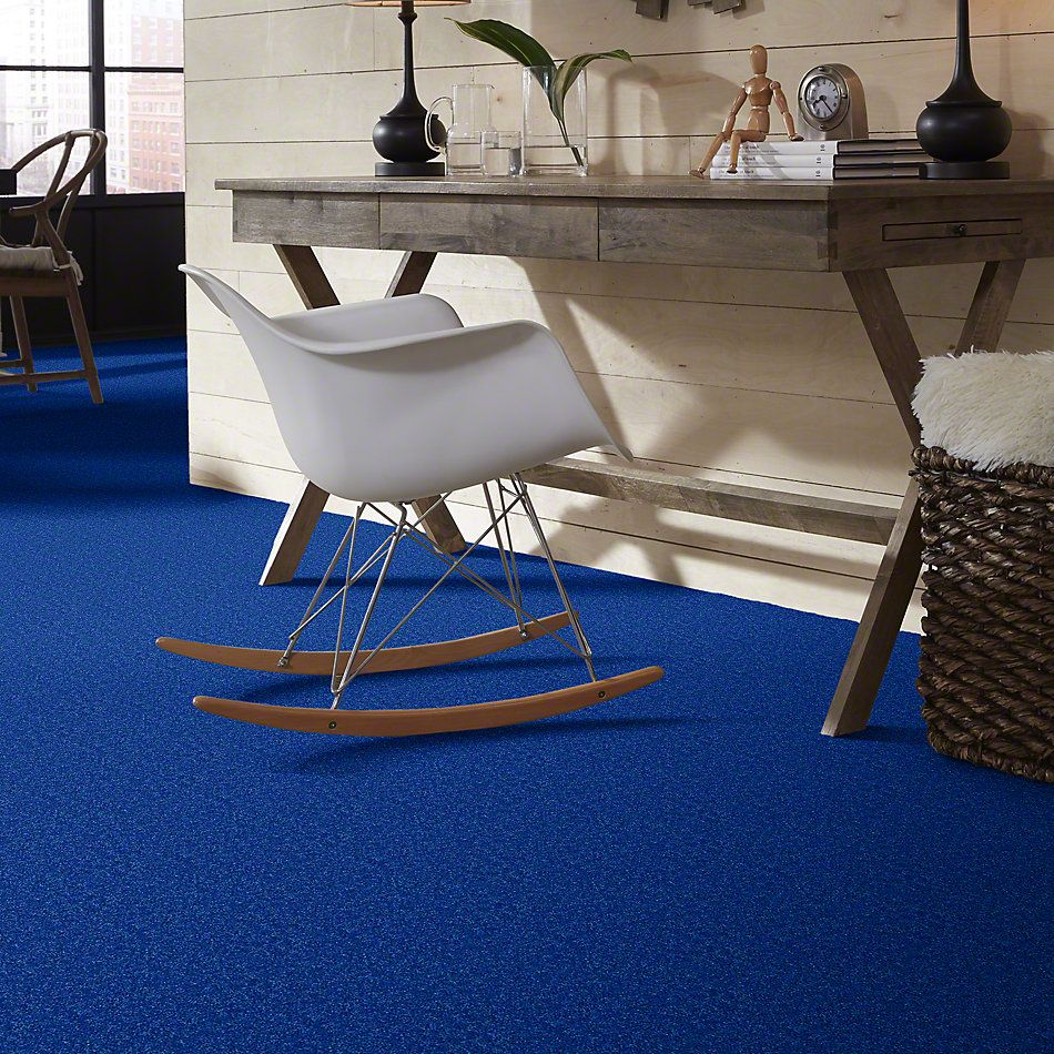 Shaw Floors Briceville Classic 15 Cobalt 55453_E0952