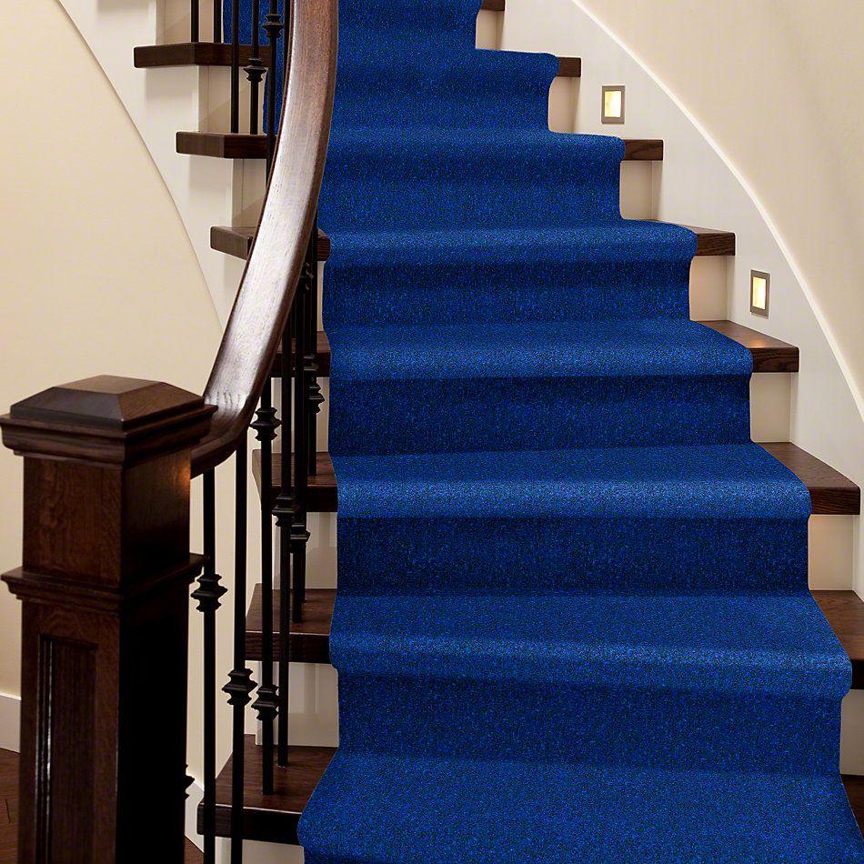 Shaw Floors Value Collections Dyersburg Classic 12 Net Cobalt 55453_E9206