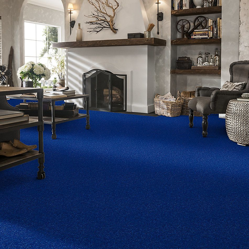 Shaw Floors Property Solutions Fairington II 15′ Cobalt 55453_HF724