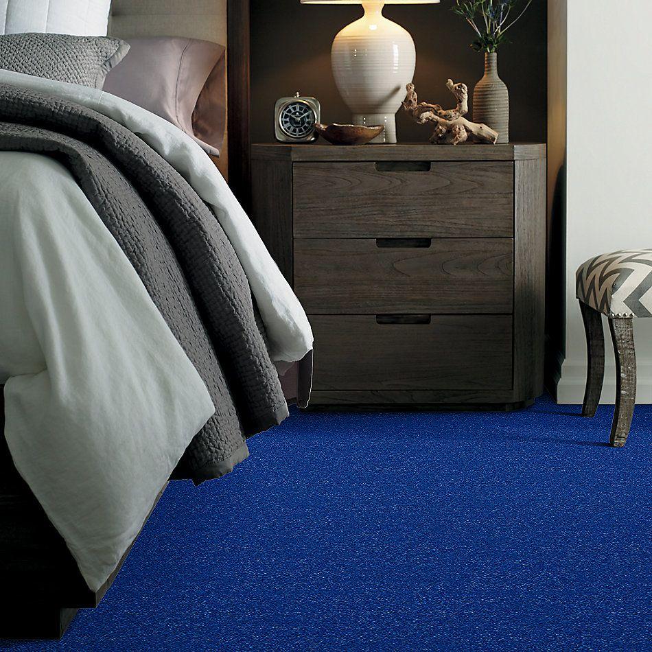Shaw Floors Deerwood II 15 Cobalt 55453_LS056