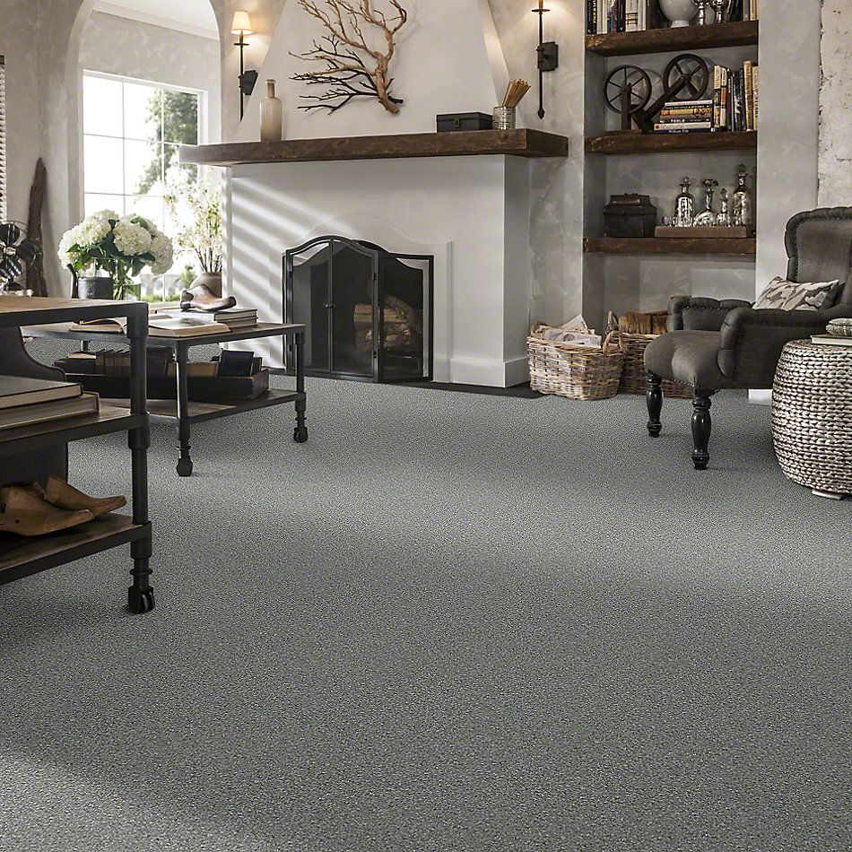 Shaw Floors Value Collections Newbern Classic 12′ Net Castle Grey 55501_E9198