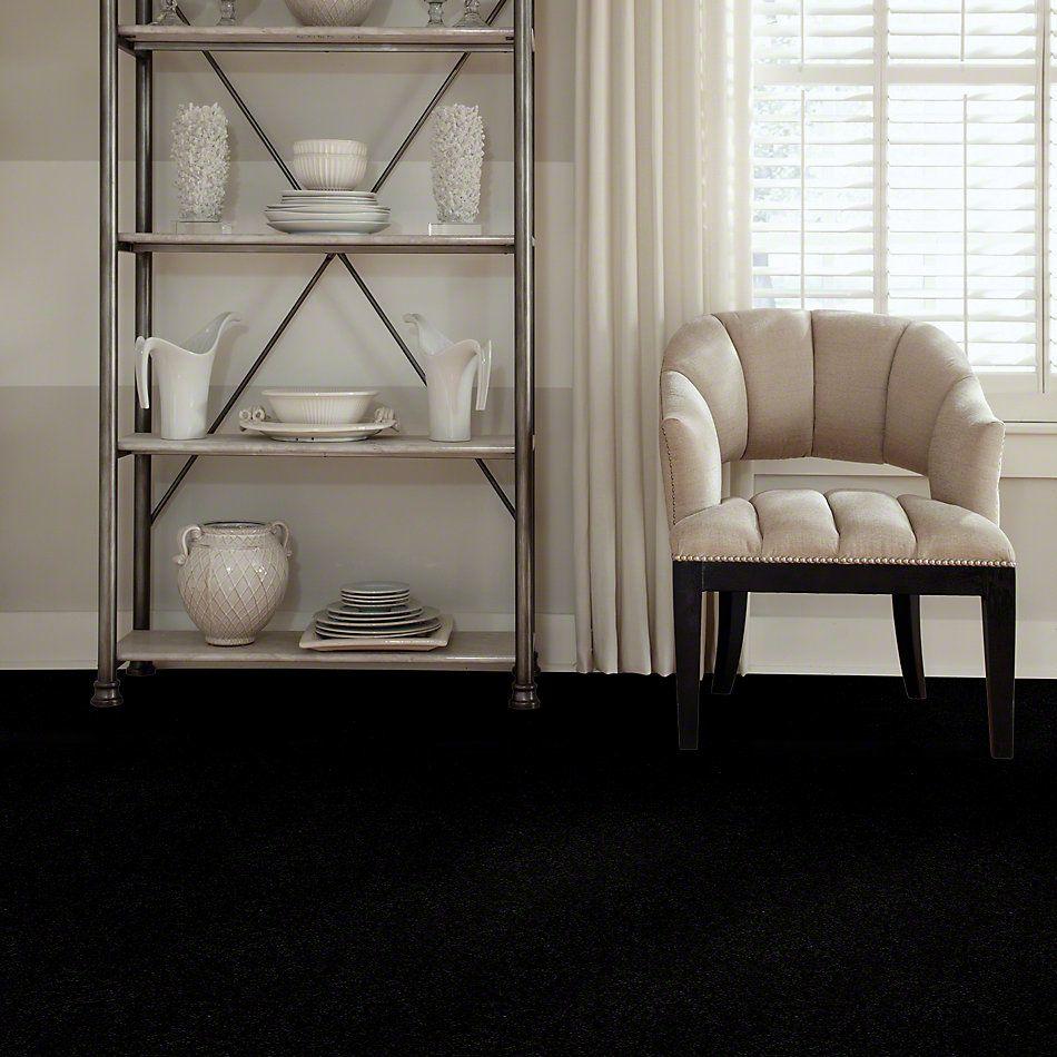 Shaw Floors Freelance 15′ Coal Black 55502_53856