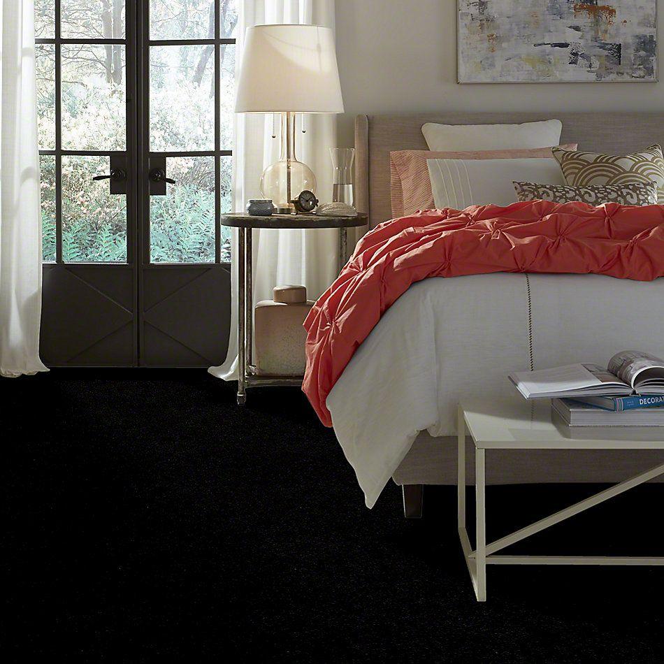 Shaw Floors Newbern Classic 12′ Coal Black 55502_E0949