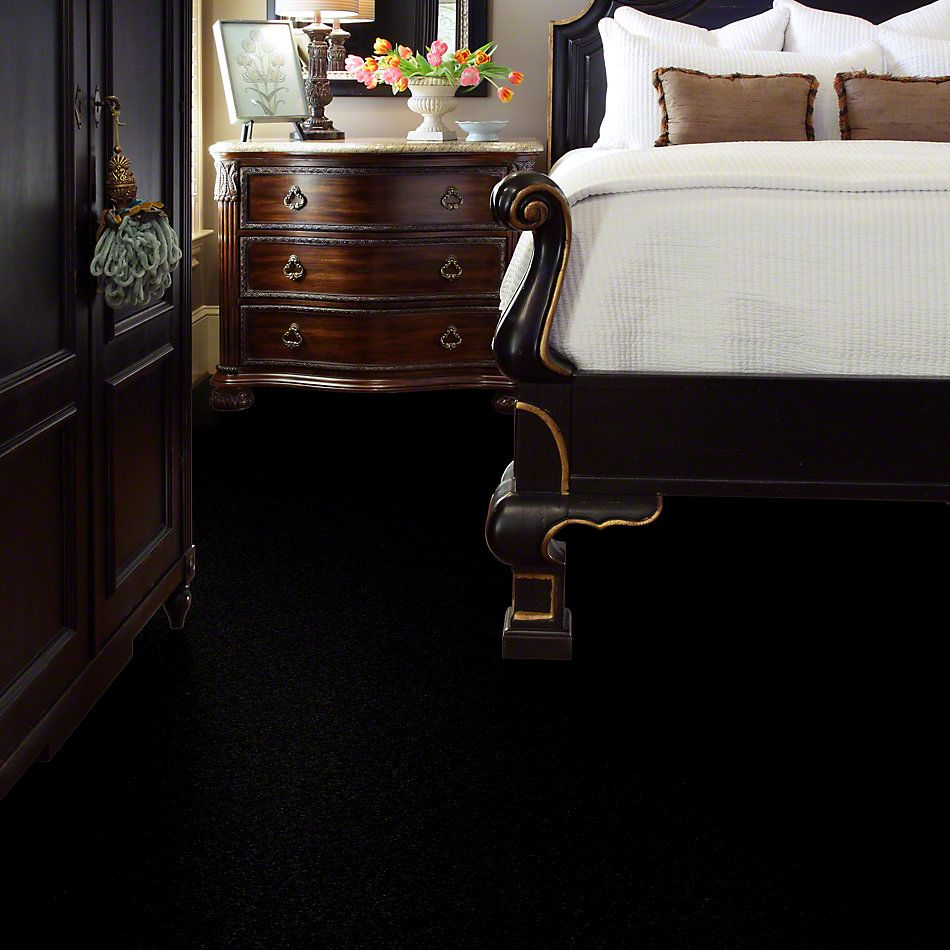 Shaw Floors Briceville Classic 12 Coal Black 55502_E0951
