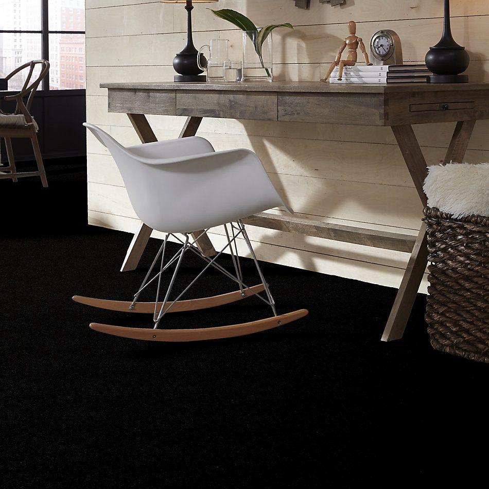 Shaw Floors Property Solutions Fairington II 15′ Coal Black 55502_HF724