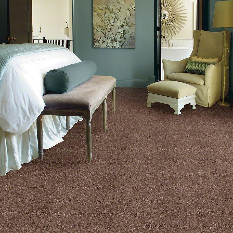 Shaw Floors Newbern Classic 12′ Candied Truffle 55750_E0949