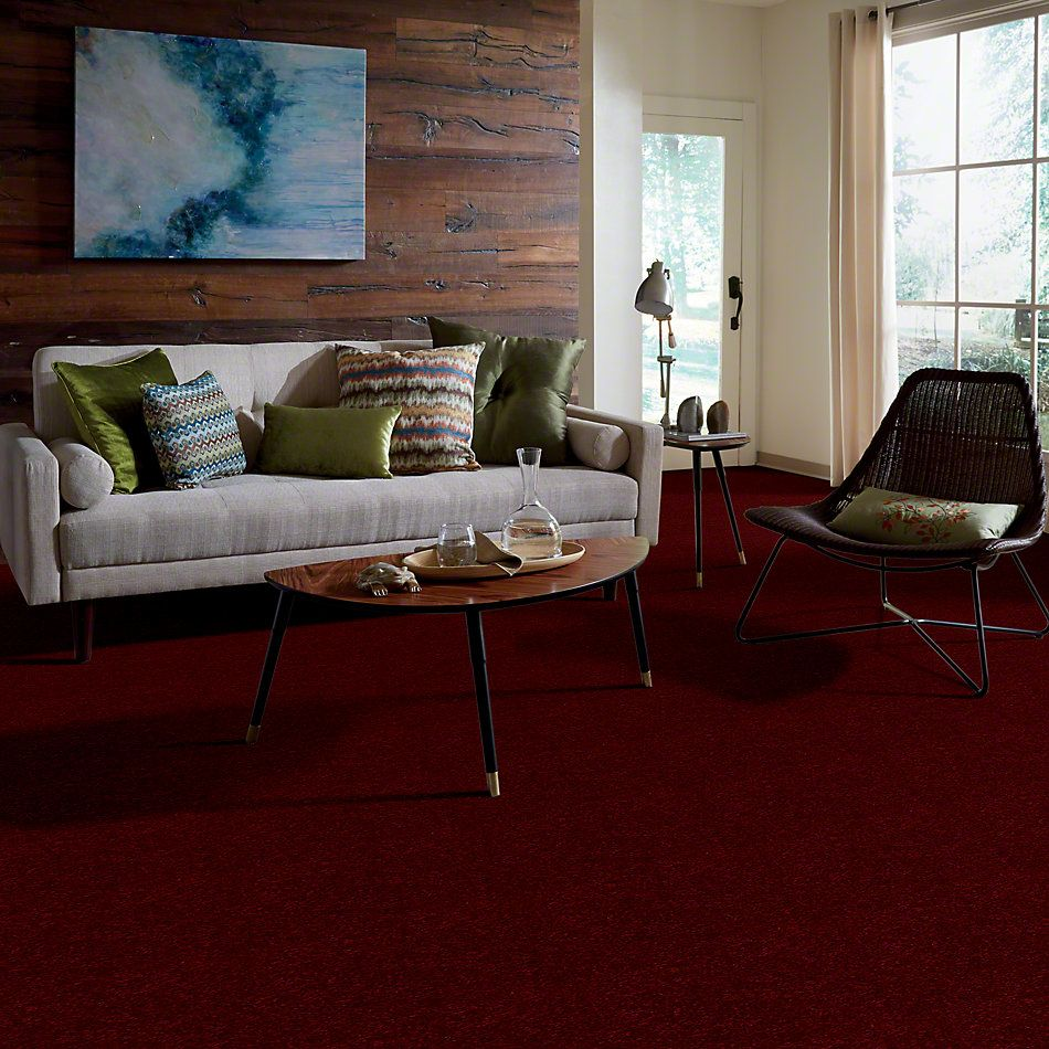 Shaw Floors Newbern Classic 15′ Crimson 55803_E0950