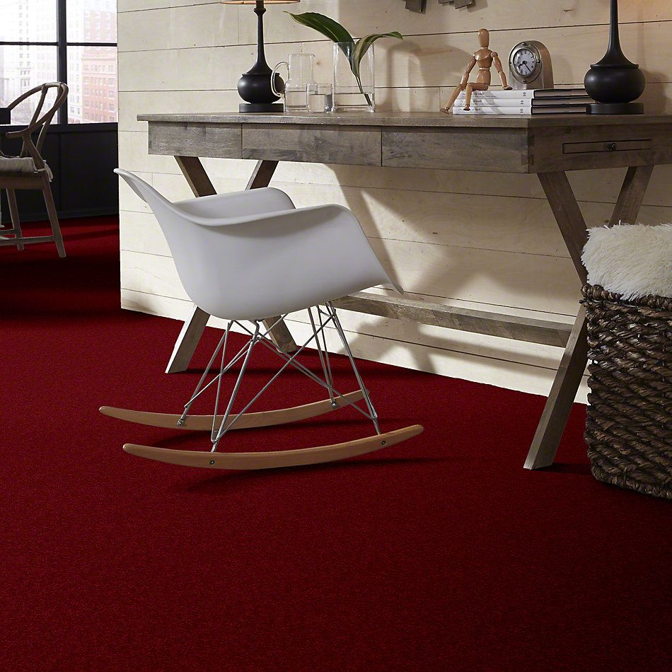 Shaw Floors Briceville Classic 12 Crimson 55803_E0951