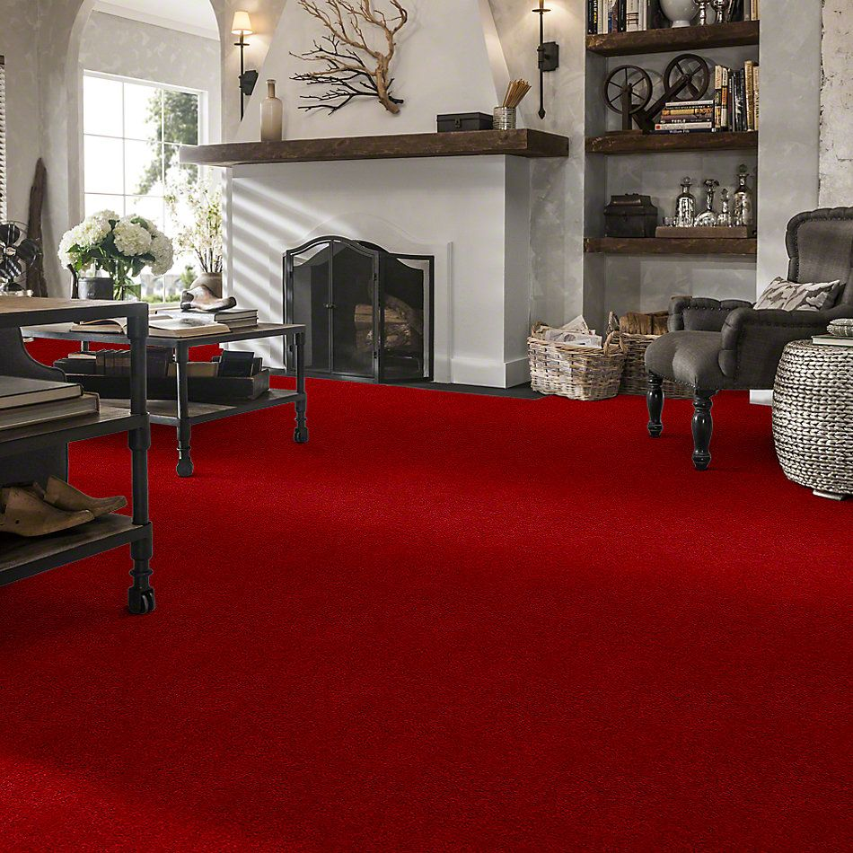 Shaw Floors Dyersburg Classic 15′ Real Red 55852_E0948