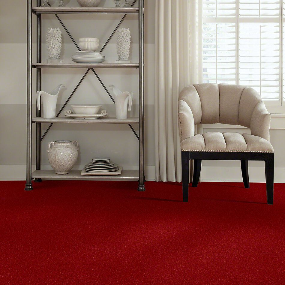 Shaw Floors Value Collections Dyersburg Classic 15′ Net Real Red 55852_E9193