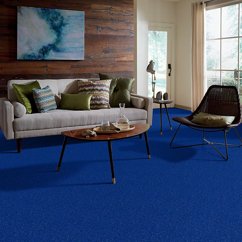 Shaw Floors Dashing II 15′ Cobalt 58453_A4447