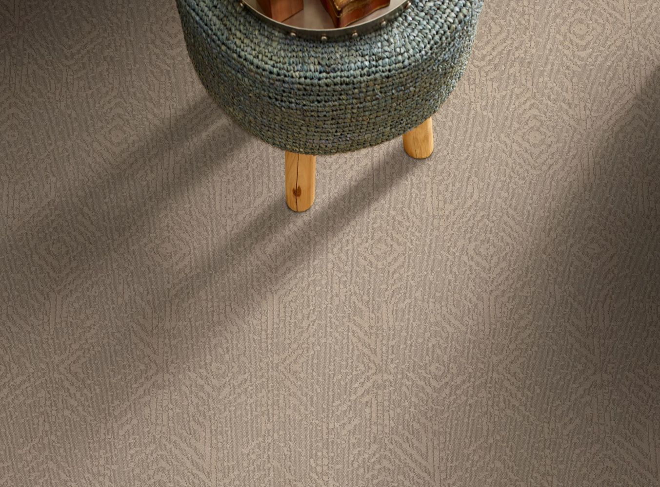 Shaw Floors Caress By Shaw Vintage Revival Net Tumbleweed 00749_5E381