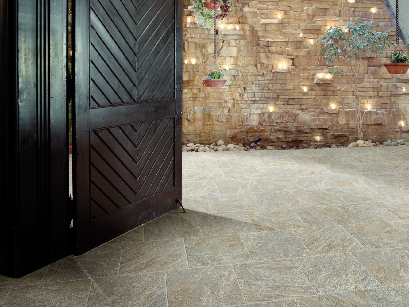 Shaw Floors 5th And Main City Lights Cobble Stone 00553_5M101