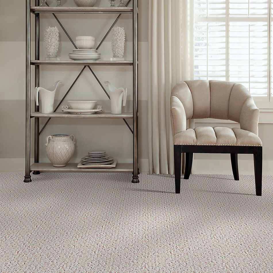 Shaw Floors Budget Berber (sutton) Mckeesport Ii12 Feather Bed 65102_18665