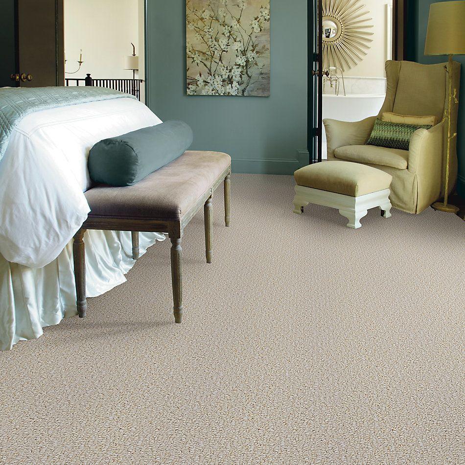 Shaw Floors Budget Berber (sutton) Mckeesport II 15 Haystack 65201_18666