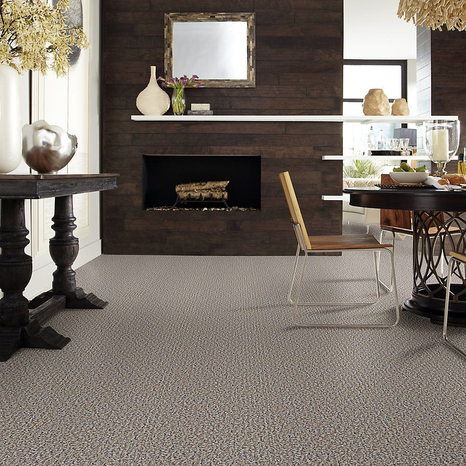Shaw Floors Budget Berber (sutton) Mckeesport II 15 Mountain High 65704_18666