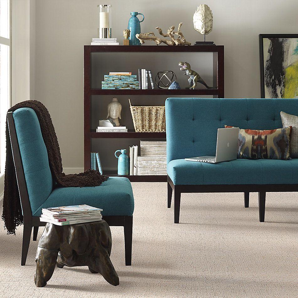 Shaw Floors SFA Creating Memories Blue Subtle Blush 800P_EA826