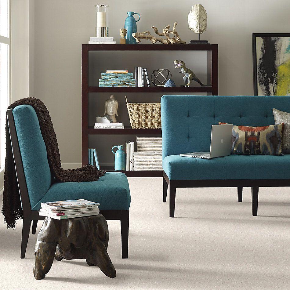 Shaw Floors Value Collections Fyc Ns Blue Net Subtle Blush (s) 800S_5E020