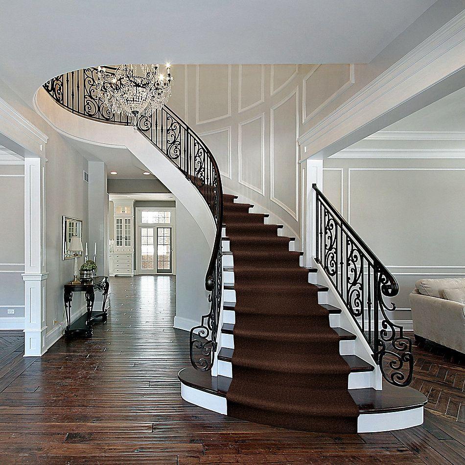 Shaw Floors Grand Mosaic Dark Almond 83754_7P083