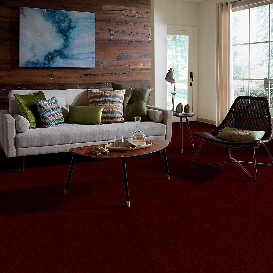 Shaw Floors SFA Painted Jewel Indian Wine 97832_T1897