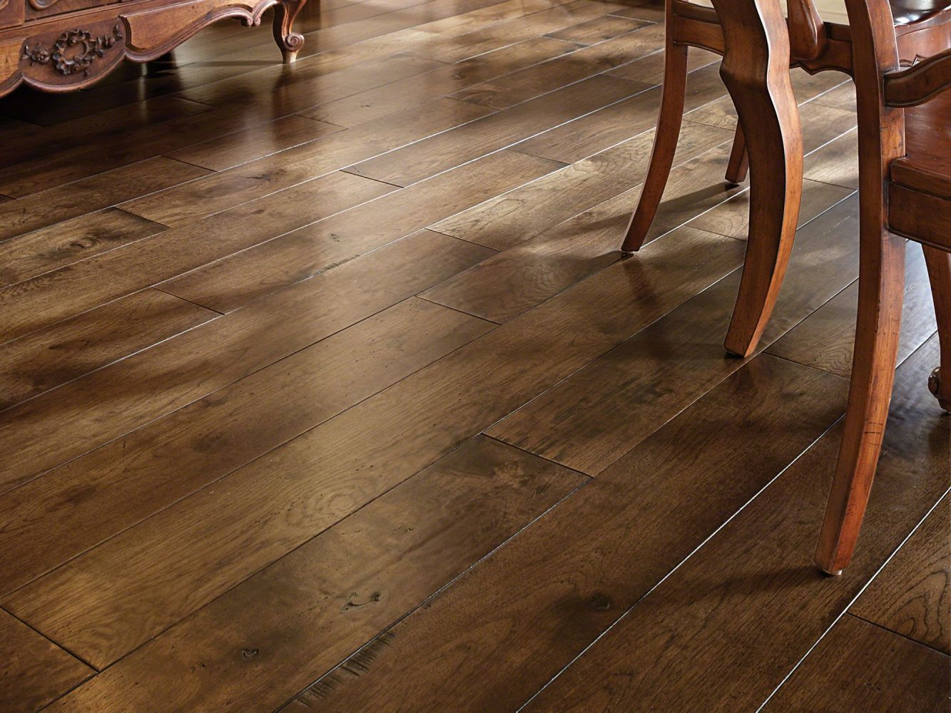 Anderson Tuftex Anderson Hardwood Bastille Hickory Andorran Leather 39W22_AA714