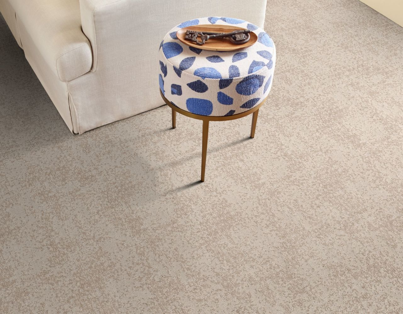 Shaw Floors Caress By Shaw Artistic Presence Sandstone 00743_CC73B