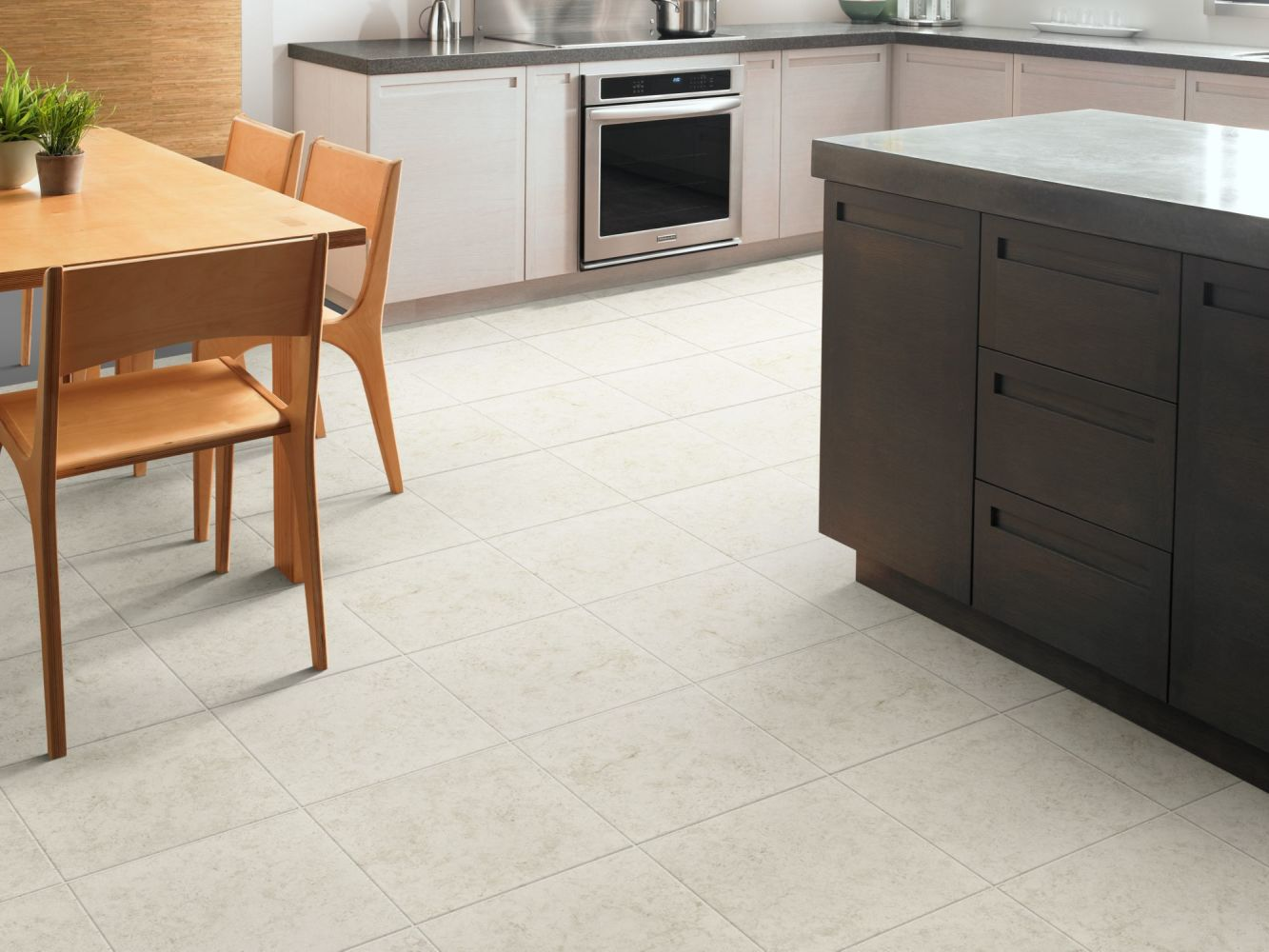 Shaw Floors Ceramic Solutions Empire 6×6 Cream 00100_CS04J