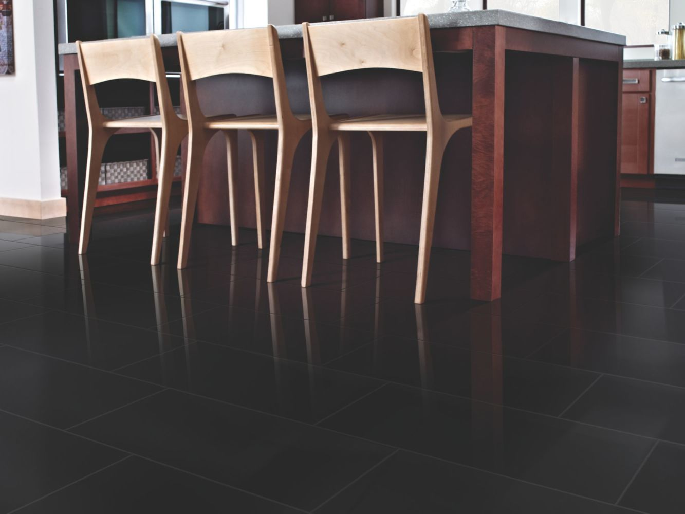Shaw Floors Ceramic Solutions Diva 12×24 Plsh Black 00500_CS04V