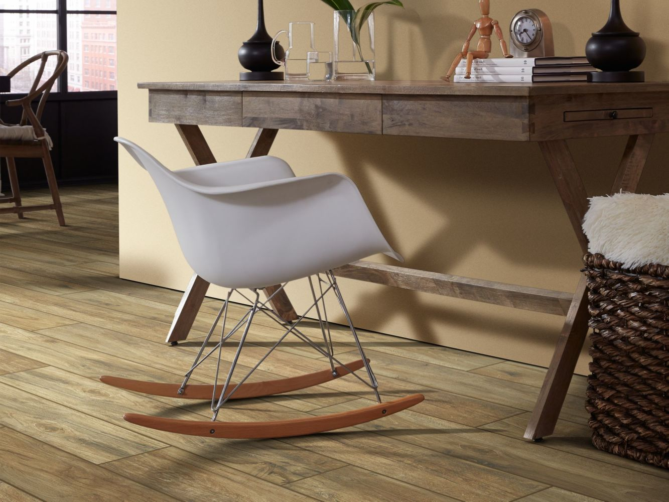 Shaw Floors Ceramic Solutions Savannah 8×48 Honey 00200_CS32V