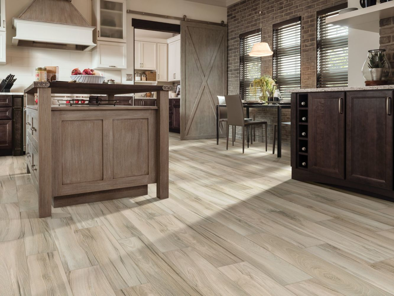 Shaw Floors Ceramic Solutions Voyage 6×24 Taupe 00510_CS33P