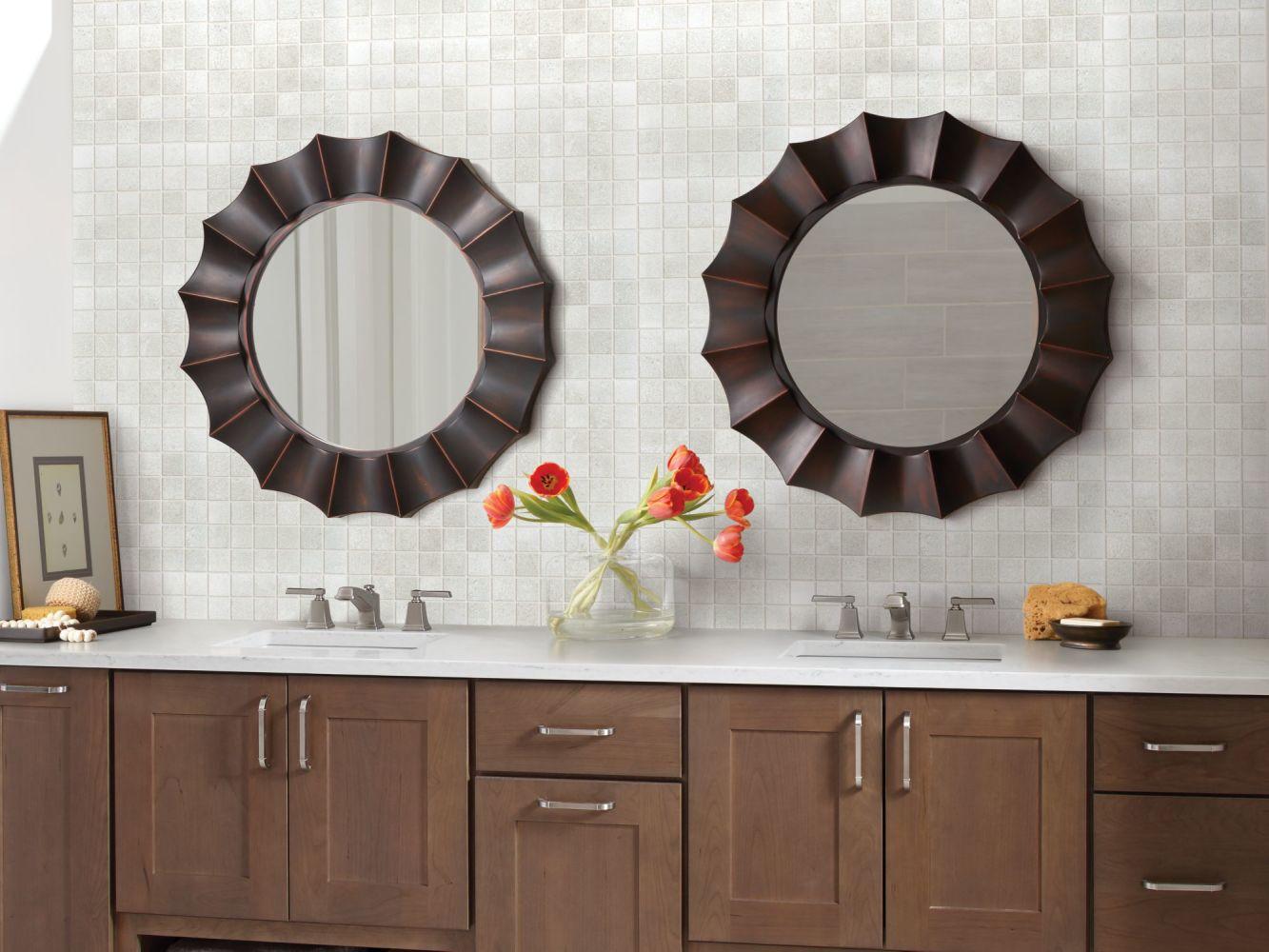 Shaw Floors Ceramic Solutions Unveil Mosaic Focus 00110_CS34H