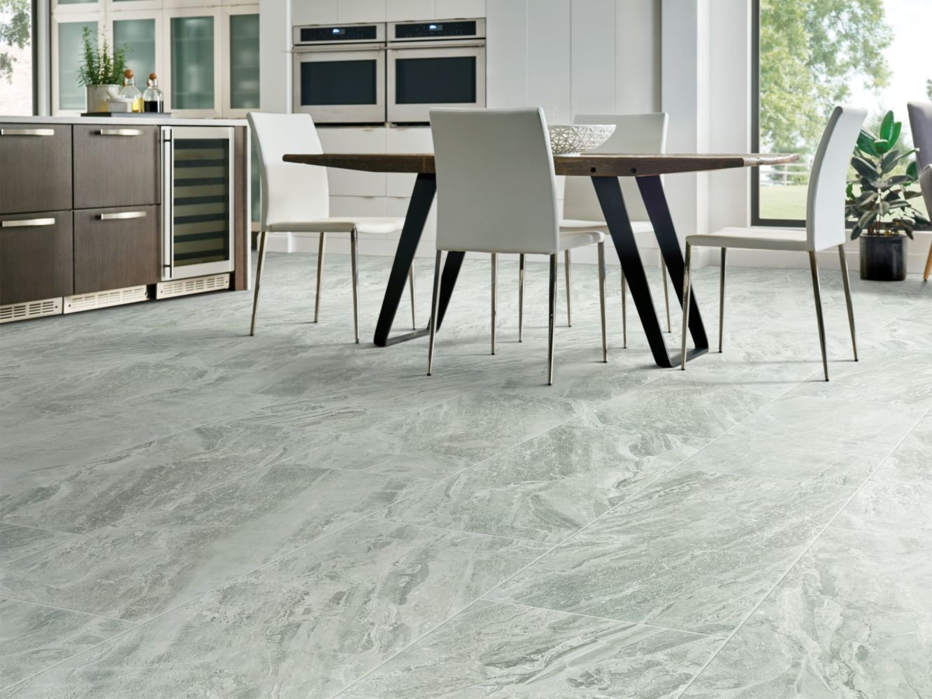 Shaw Floors Ceramic Solutions Range 16×32 Polished Argento 00500_CS39W