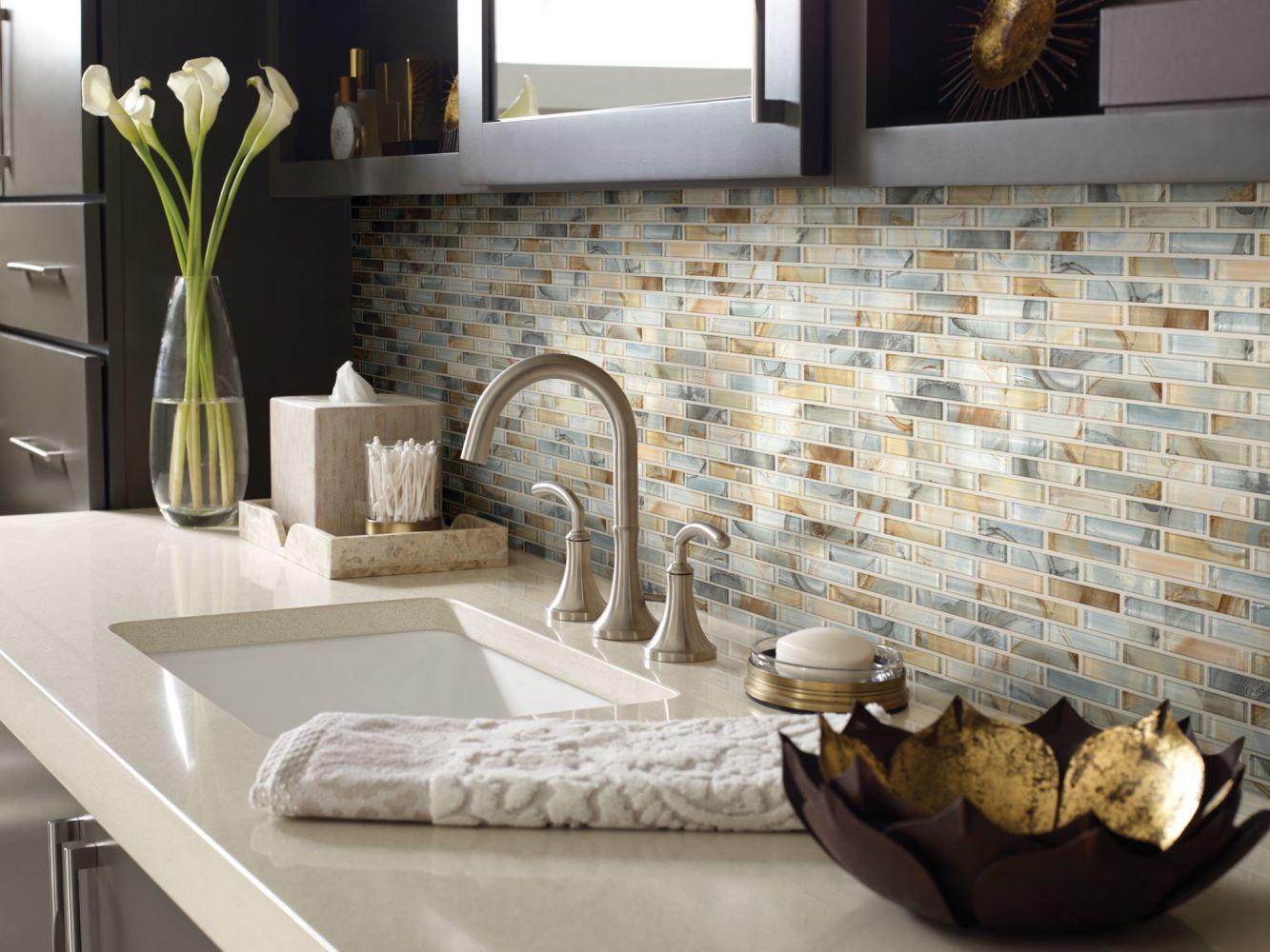 Shaw Floors Ceramic Solutions Mercury Glass Gilt 00250_CS49P