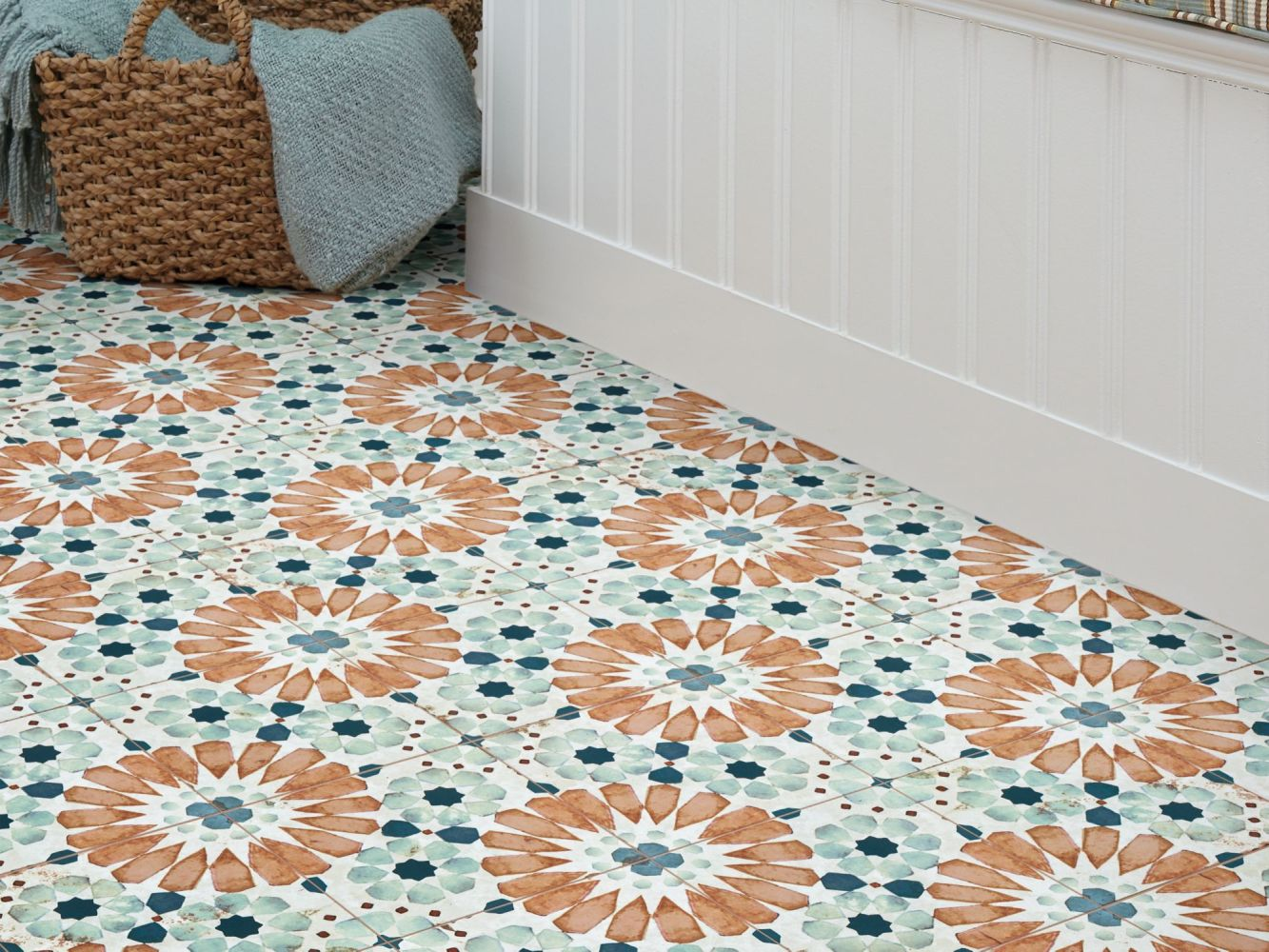 Shaw Floors Ceramic Solutions Islander 8×8 Garden Way 00641_CS50Z