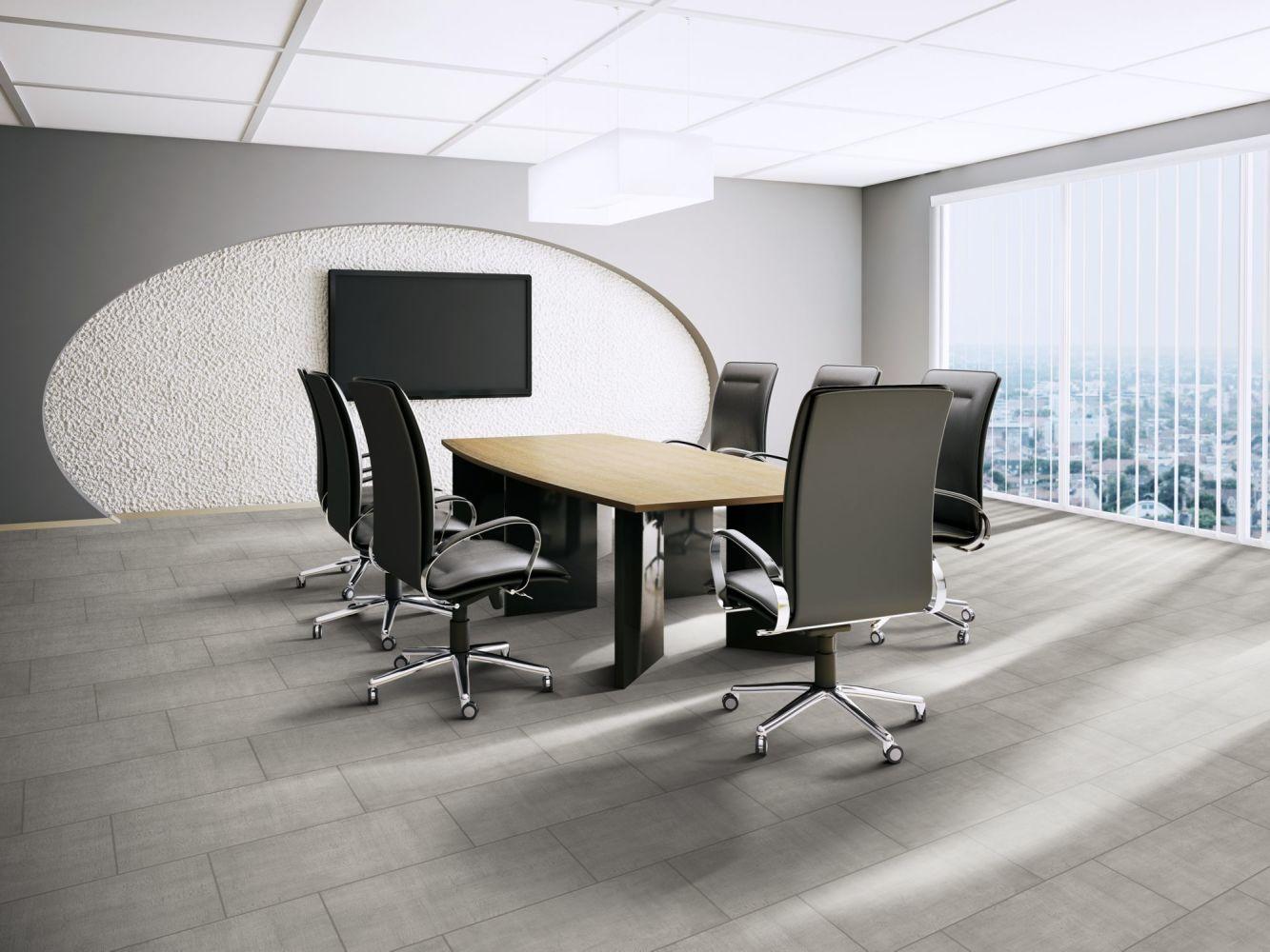 Shaw Floors Ceramic Solutions Tessuto 12×24 Grigio 00500_CS69V