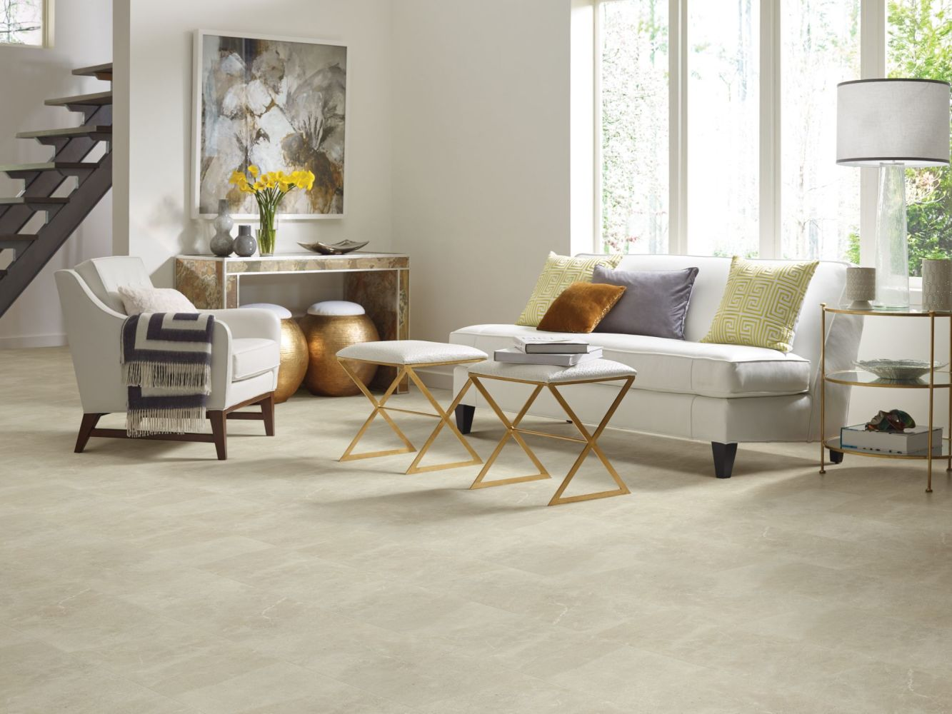 Shaw Floors Ceramic Solutions Oasis 17 Beige 00200_CS71Q