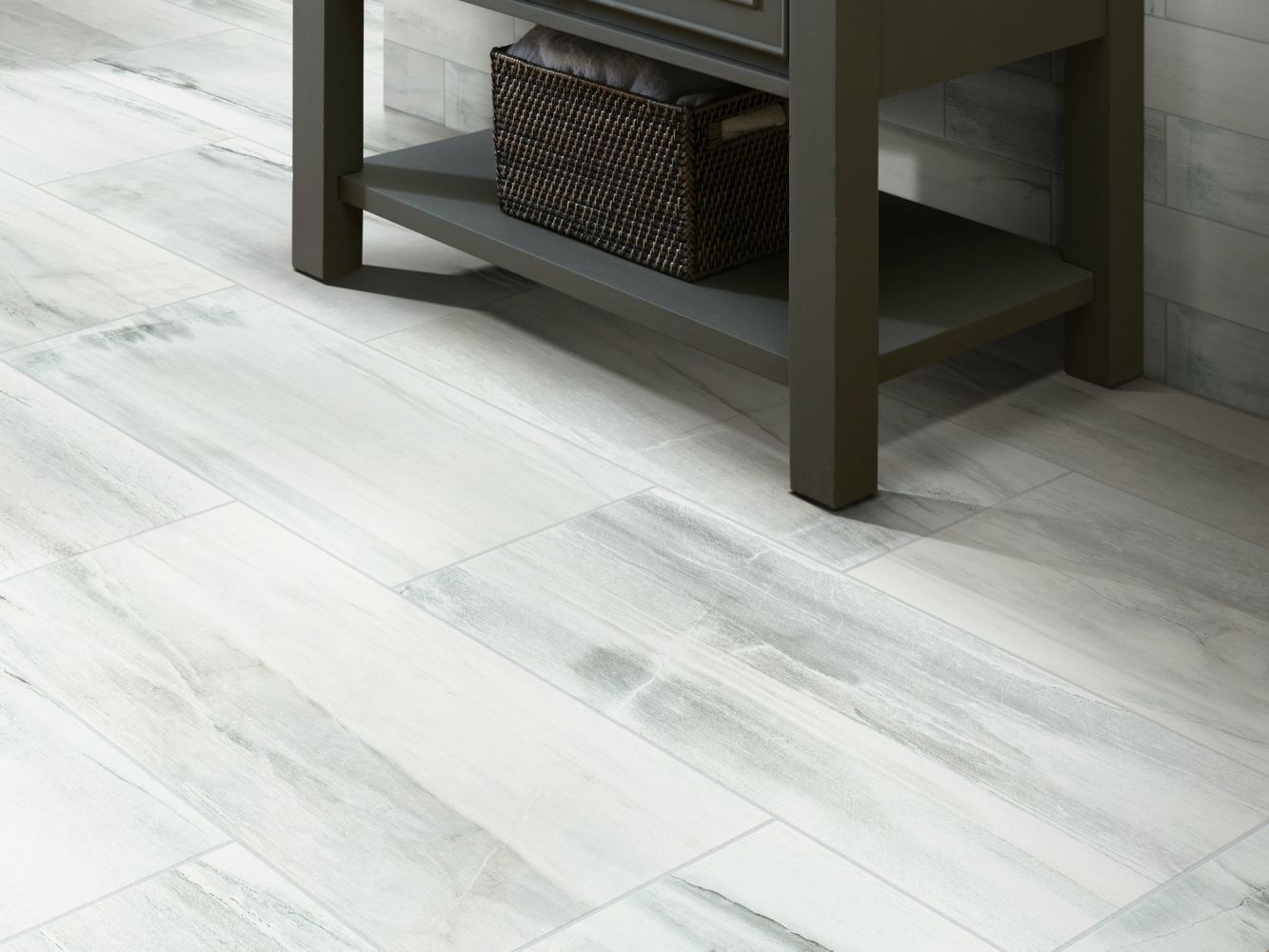 Shaw Floors Current12x24 White Water 00125_CS75Z