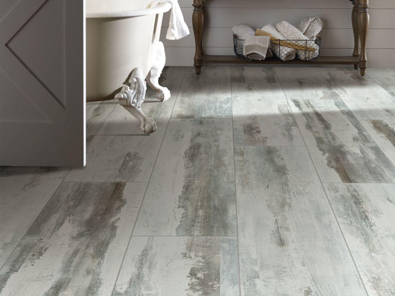 Shaw Floors Ceramic Solutions Fusion 12×48 Titanium 00152_CS82Z