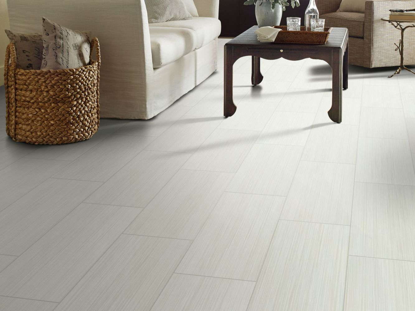 Shaw Floors Ceramic Solutions Grand Strands 12×24 Gossamer 00100_CS84W