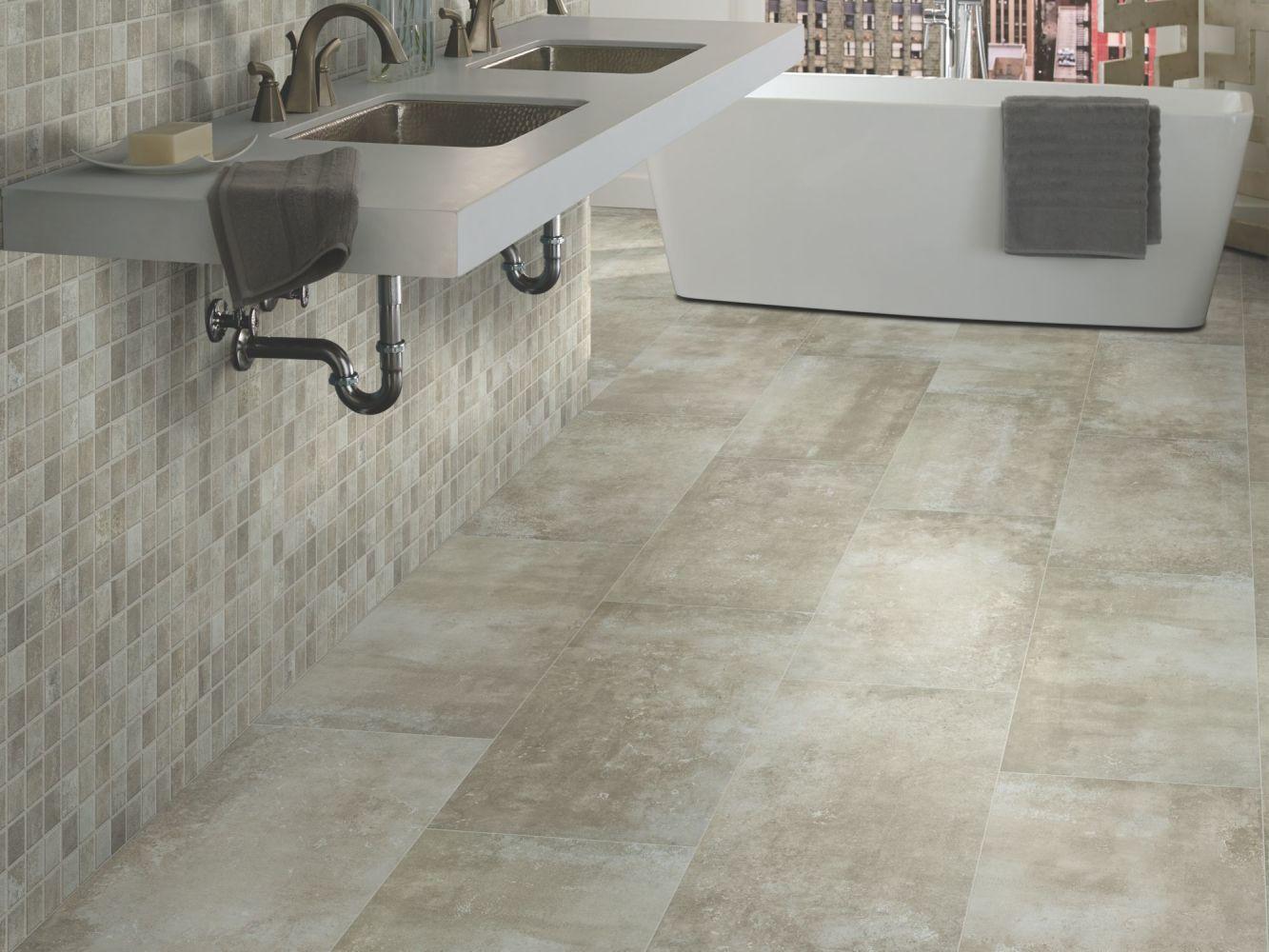 Shaw Floors Ceramic Solutions Industry 16×32 Copper 00567_CS88H