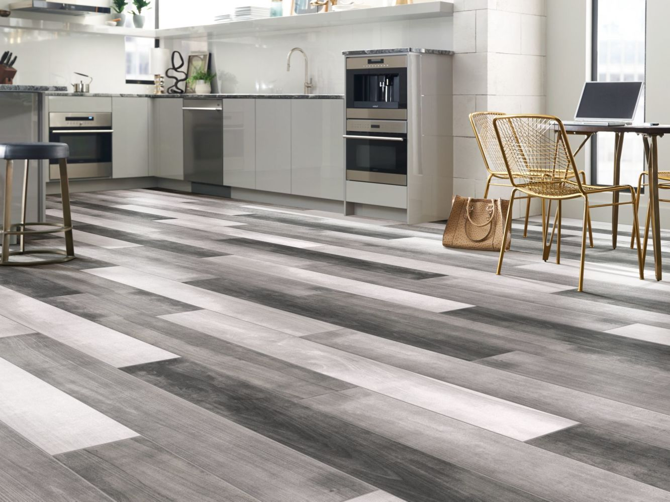 Shaw Floors Ceramic Solutions Tempest 8×48 Grey Mix 00155_CS88W