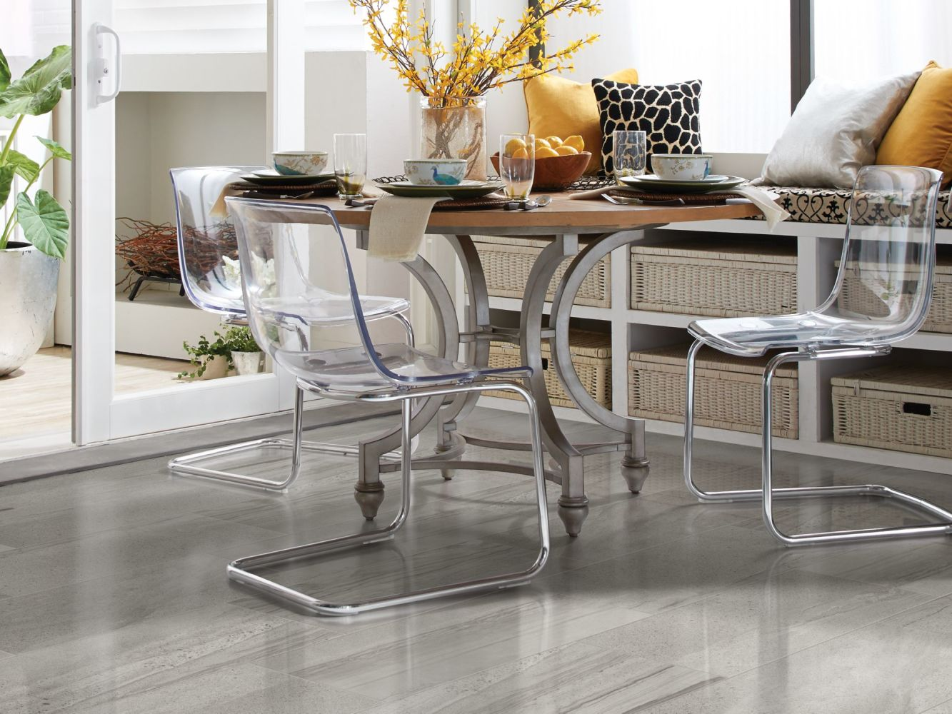 Shaw Floors Ceramic Solutions Coliseum 12×24 Polished Pewter 00500_CS90Q