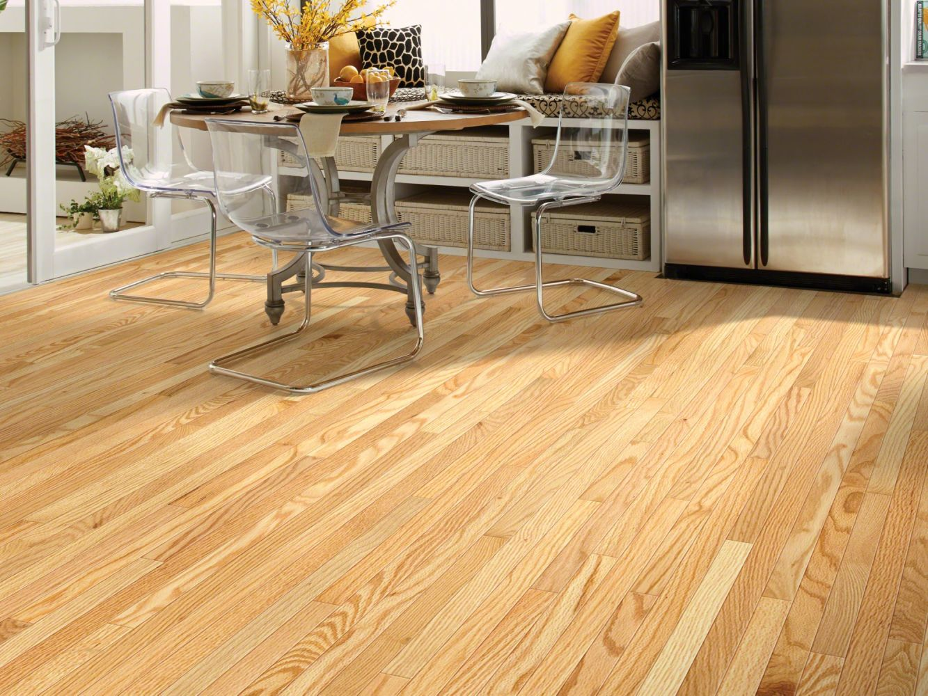 Shaw Floors Shaw Design Center Kinship 2.25 Red Oak Natural 00700_DC199